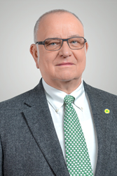 Frank Kaufmann Porträt