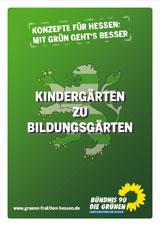 """Vorschaubild Konzept """"Kindergärten zu Bildungsgärten"""""""