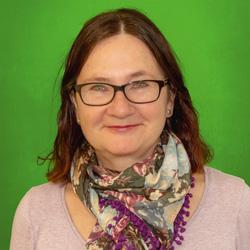 Porträt von Isabel Kemper