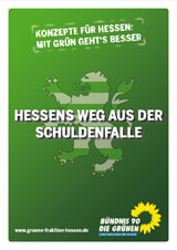 """Vorschaubild Konzept """"Hessens Weg aus der Schuldenfalle"""""""