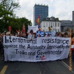 Blockupy, Innenpolitik, Demo, Demonstration