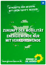 Vorschaubild: Zukunft der Mobilität - Energiewende nur mit Verkehrswende