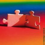 Lesben, Schwule, Puzzleteile
