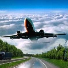 Flughafen, Flugzeug, Fluglärm