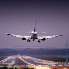 Flughafen1, Flugzeug, Fluglärm