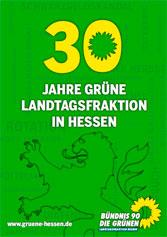 """Vorschaubild """"30 Jahre GRÜNE im Hessischen Landtag"""""""
