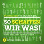 Integration, Flüchtlinge,