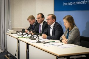 Vorstellung des Aktionsplans II im Landtag