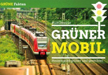 GRÜNE Fakten: Grüner Mobil