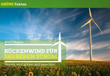 Grüner Fakt: Windenergie