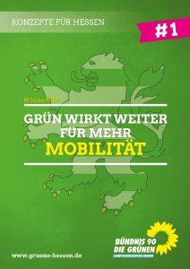 Grün wirkt weiter: Für mehr Mobilität - Konzept #1