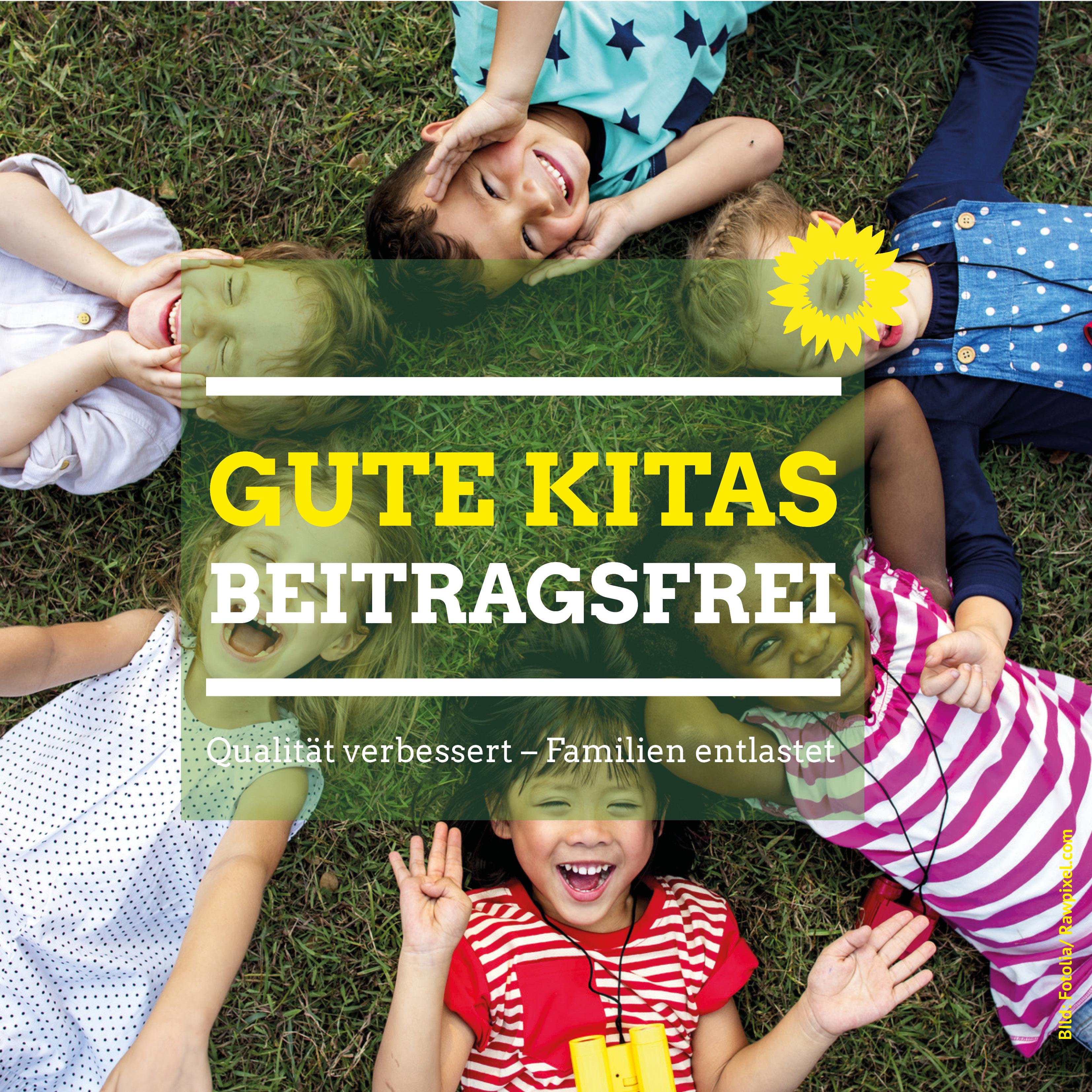 Kindergarten Beitragsfrei