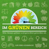 Im GRÜNEN Bereich - Faltblatt - Titelseite