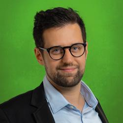 Porträt von Jan Fröhlich