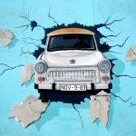 Graffiti Berliner Mauer