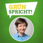 GRÜN spricht: Hilde Förster-Heldmann MdL