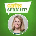 GRÜN spricht: Kathrin Anders MdL