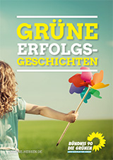Cover der Broschüre Erfolgsgeschichten
