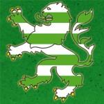 Hessen Löwe Grün