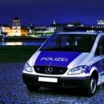 Polizeiauto, Innenpolitik