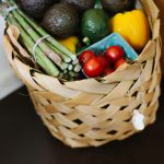 Einkauf, Gemüse, Lebensmittel
