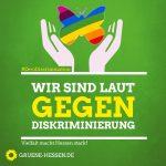 Anti-Diskriminierung, Zero-Discrimination, Akzeptanz und Vielfalt