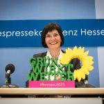 Eva Goldbach bei der PK zum Konzept ländlicher Raum