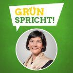 GRÜN spricht: Eva Goldbach MdL