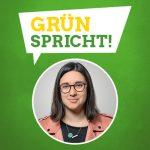GRÜN spricht: Nina Eisenhardt MdL