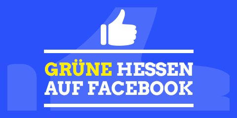 GRÜNE Hessen auf Facebook