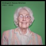 Hildegard Hamm-Brücher (1921-2016) - hier beim GRÜNEN Tag 2012 in Offenbach