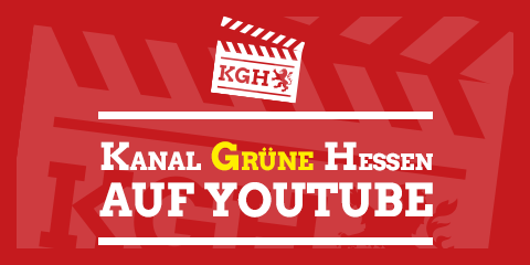 Kanal Grüne Hessen auf youtube