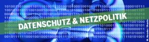 Header Datenschutz und Netzpolitik