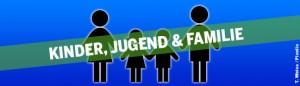 Header Kinder, Jugend & Familie