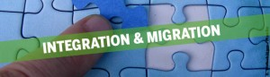 Header Integration und Migration