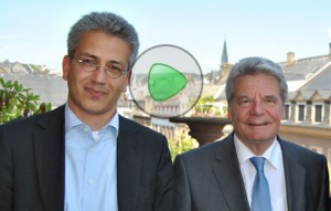 Joachim Gauck in Hessen