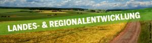 Header Landesplanung, Landes- und Regionalentwicklung