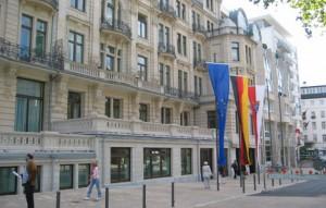 Staatskanzlei in Wiesbaden