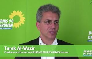 Tarek Al-Wazir - Videoaufnahme Thema der Woche Regierungswechsel