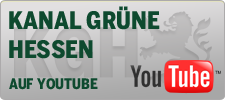 Banner: Kanal GRÜNE Hessen (KGH) auf youtube
