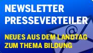 Newsletter & Presseverteiler der Fraktion zum Thema Bildung