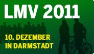 Landesmitgliederversammlung 2011 - 10. Dezember in Darmstadt