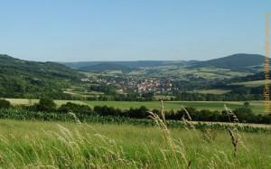 Rhön, Kommune