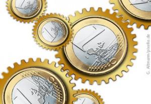 Geld, Finanzpolitik
