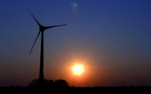 Windenergie - Quelle: Michael Maximilian Unger / pixelio.de