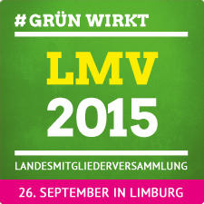 Alle Infos zur Landesmitgliederversammlung 2015 am 26. September in Limburg