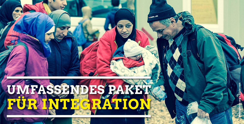 Umfassendes Paket für Integration