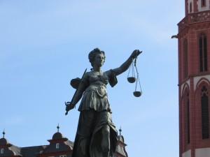 Hintergrundbild Demokratie und Recht
