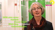 GRÜN wirkt weiter: Mobilität mit Karin Müller