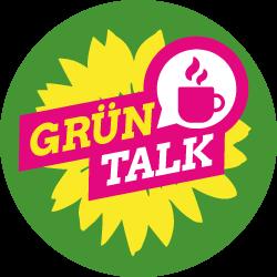 """GRUENTalk"" Logo"